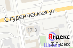 Схема проезда до компании Теплоэконом-ЭСКО в Белгороде