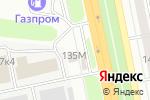 Схема проезда до компании Light smoke в Белгороде