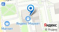 Компания СантехДом на карте