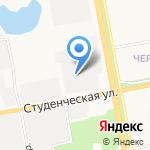 Мебель строй 31 на карте Белгорода