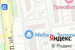 Схема проезда до компании Криола в Белгороде