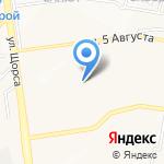 Профи на карте Белгорода