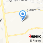 Технический Барьер на карте Белгорода