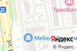 Схема проезда до компании Начало в Белгороде