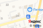 Схема проезда до компании Мотор-Топ в Дубовом