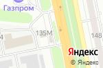 Схема проезда до компании ЛТК в Белгороде