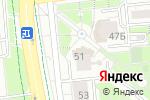 Схема проезда до компании Денежная Помощь в Белгороде