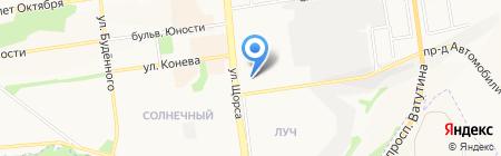 Гарантия плюс на карте Белгорода