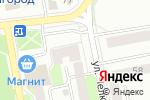 Схема проезда до компании Амрита, ЗАО в Белгороде