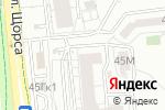 Схема проезда до компании с Душой в Белгороде