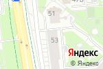 Схема проезда до компании Софит в Белгороде