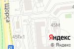 Схема проезда до компании Гарантия плюс в Белгороде