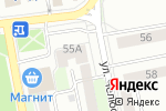 Схема проезда до компании Спектр в Белгороде