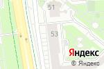 Схема проезда до компании Папирус в Белгороде
