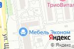 Схема проезда до компании Фотостудия Игоря Горелика в Белгороде