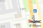 Схема проезда до компании Сокол в Белгороде