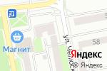 Схема проезда до компании Автопорт 31 в Белгороде