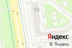Схема проезда до компании СОВА в Белгороде
