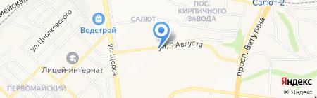 МастерПол-Черноземье на карте Белгорода