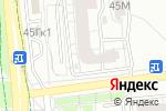 Схема проезда до компании Студия интерьерного дизайна Алексея Сушкова в Белгороде