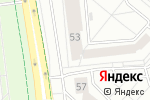 Схема проезда до компании Glory в Белгороде