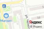 Схема проезда до компании ОптПромСнаб в Белгороде