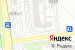 Схема проезда до компании Метро в Белгороде