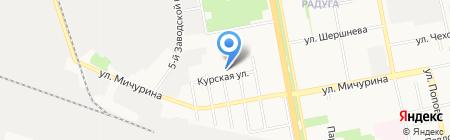 Хелп на карте Белгорода