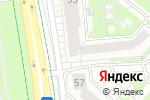 Схема проезда до компании Маус Хауз в Белгороде