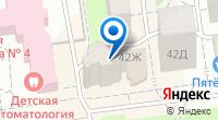 Компания Панорама на карте