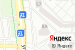Схема проезда до компании Лондон в Белгороде