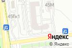 Схема проезда до компании Бабин в Белгороде