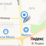 Эль Хаус на карте Белгорода