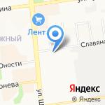 БелАрх на карте Белгорода