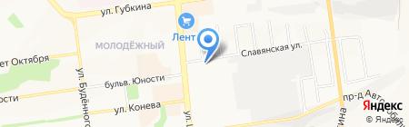 Тайны Востока на карте Белгорода