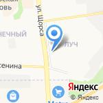 По зернышку на карте Белгорода