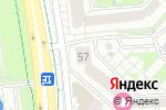 Схема проезда до компании SopDies в Белгороде