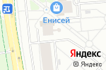 Схема проезда до компании Бастет в Белгороде