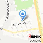 Государственная специальная библиотека для слепых им. В.Я. Ерошенко на карте Белгорода