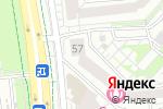 Схема проезда до компании Авантаж в Белгороде