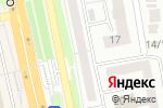 Схема проезда до компании Элена в Белгороде