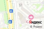 Схема проезда до компании THE BUBLIK SHOP в Белгороде