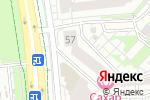 Схема проезда до компании Praty в Белгороде