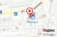 Схема проезда до компании Окна ФОКС в Белгороде