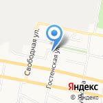 Гарант-31 на карте Белгорода