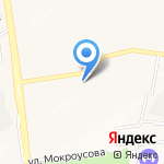 LOVA на карте Белгорода