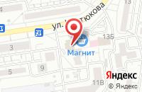 Схема проезда до компании Юридическая компания в Белгороде