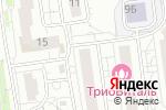 Схема проезда до компании Сапоги-сандалики в Белгороде