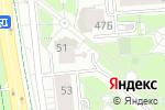 Схема проезда до компании Дом быта в Белгороде
