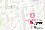 Схема проезда до компании Пятачок в Белгороде